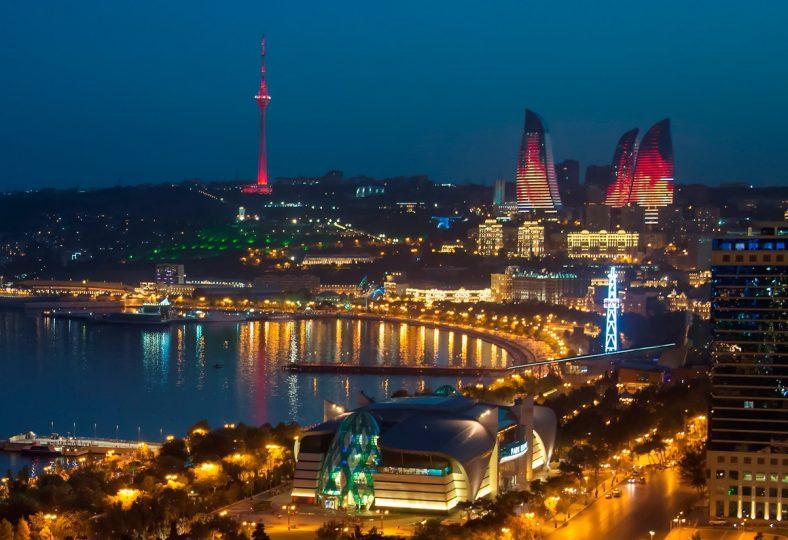 آذربایجان ، باکو (کشور سفر تابستان)