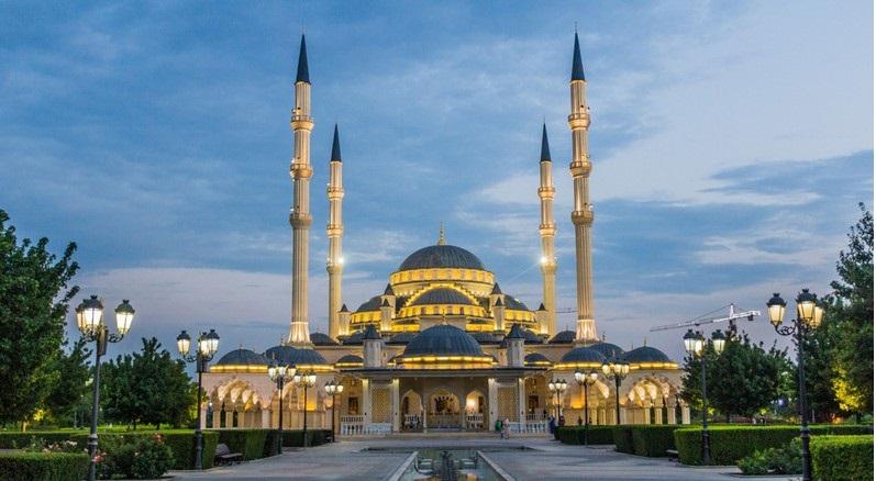 کازان، مسجد بلغار مساجد در روسیه