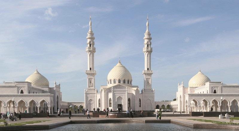 جمعه، مسجد دربند مساجد در روسیه