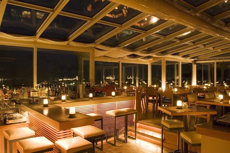رستوران لب دریا استانبول