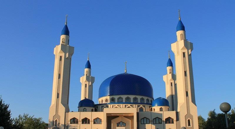 کازان، مسجد قل شریف مساجد در روسیه