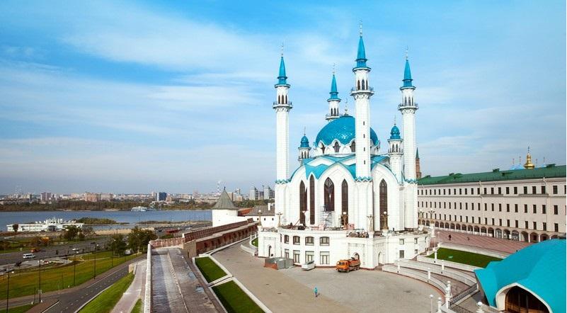 نیژنکامسک، مسجد مرکزی مساجد در روسیه