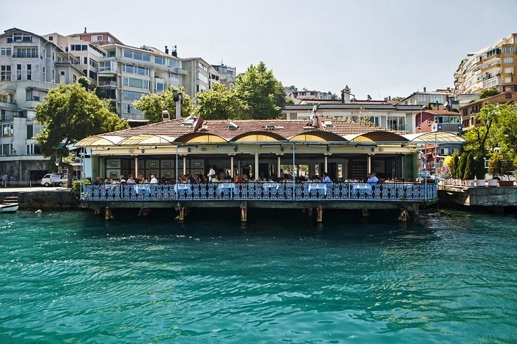 رستوران روملی استانبول