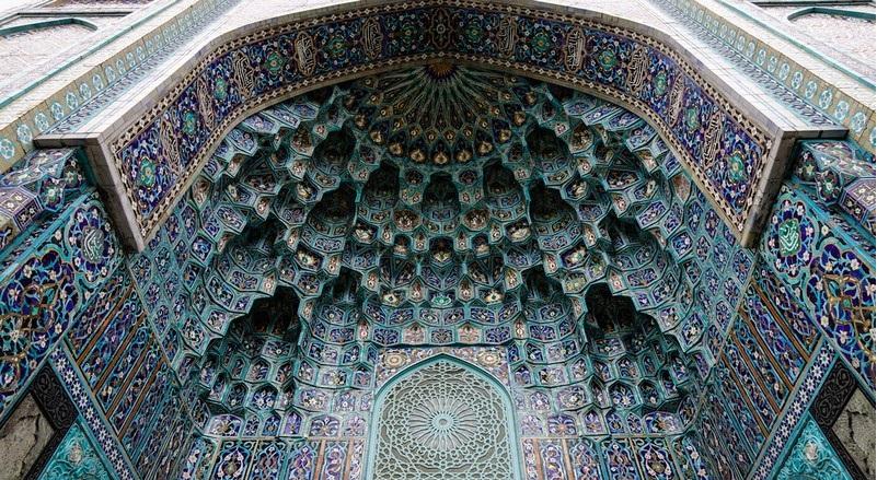 مسجد جامع مسکو مساجد در روسیه