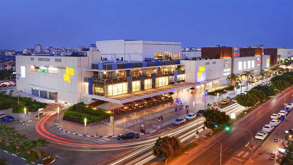 مرکز خرید تراسیتی