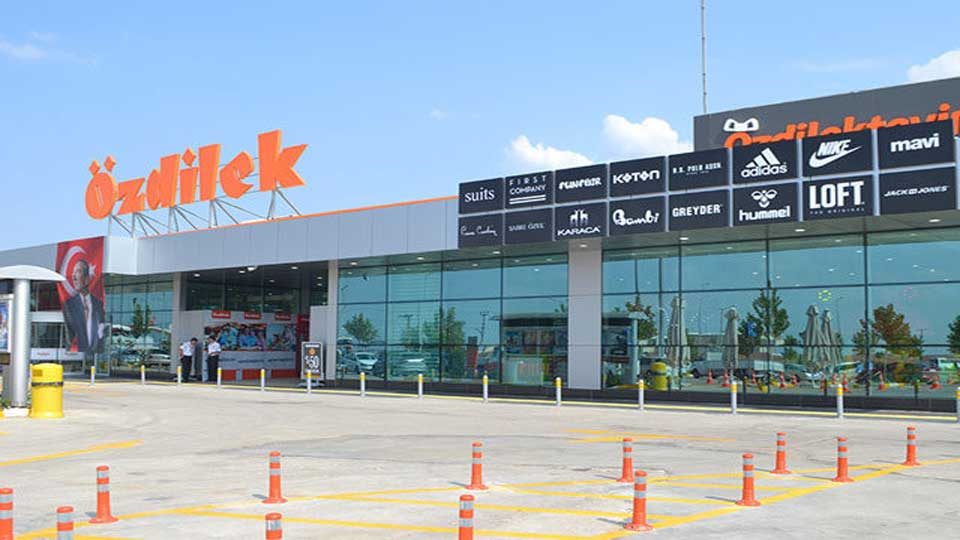 مرکز خرید اوزدیلک