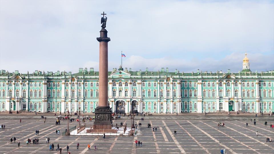 شهرهای توریستی روسیه