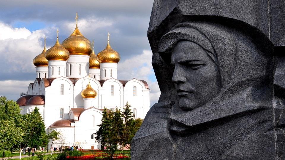 گردش در روسیه