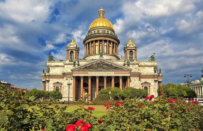 مکان های تفریحی روسیه