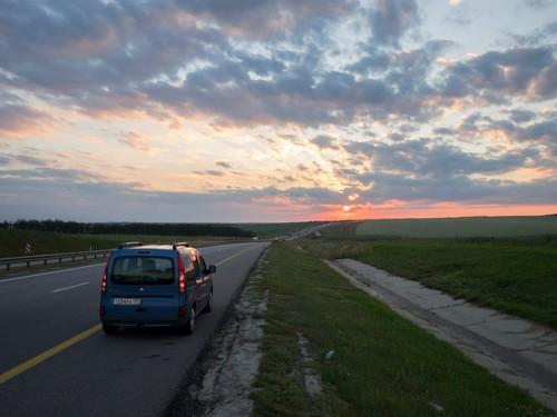 سفر از مسکو به سنت پترزبورگ