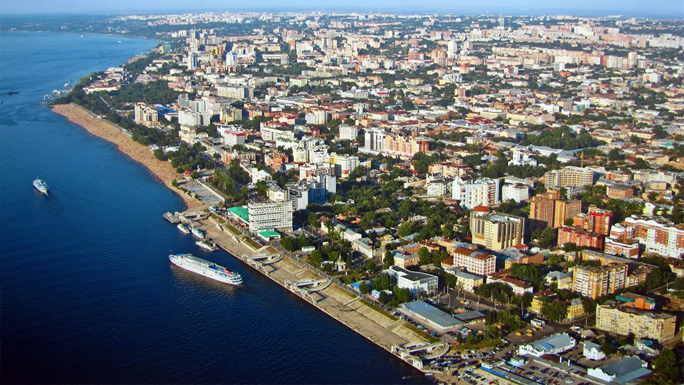 بزرگترین و مهم ترین شهرهای روسیه