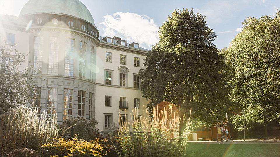 دانشگاه اقتصاد Stockholm