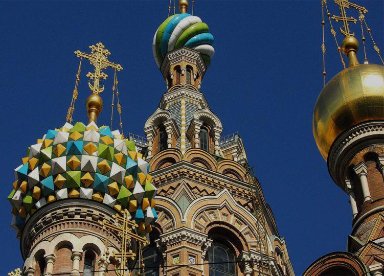 زیباترین کلیساهای سنت پترزبورگ