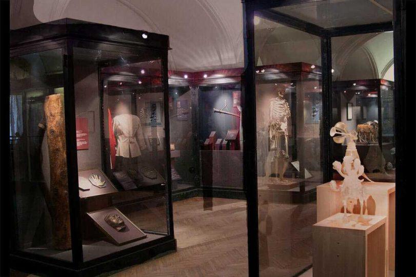 موزه مردم شناسی کونست کامرا واقع در شهر سن پترزبورگ