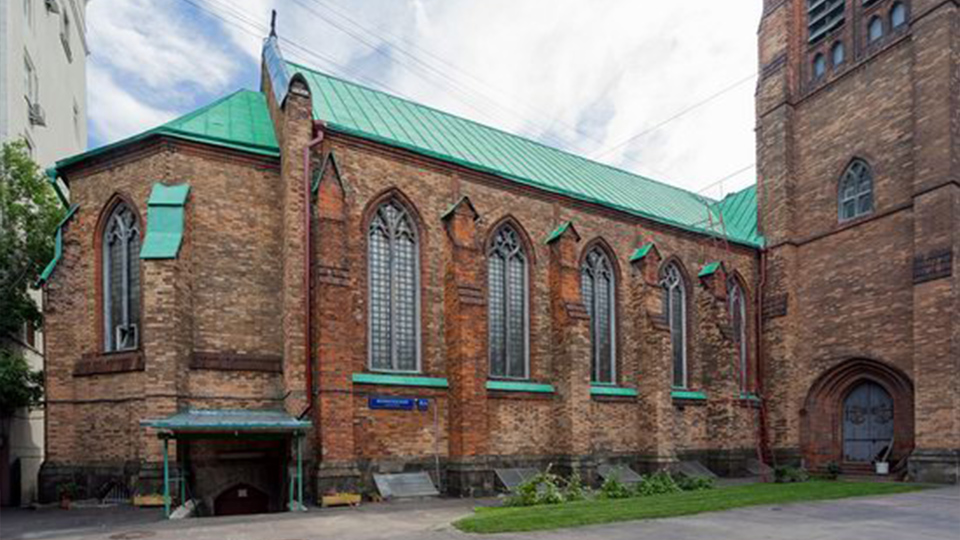 کلیسای انگلیکان سنت آندره