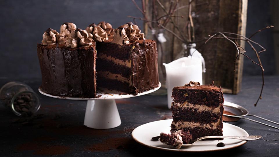 کیک پراگ