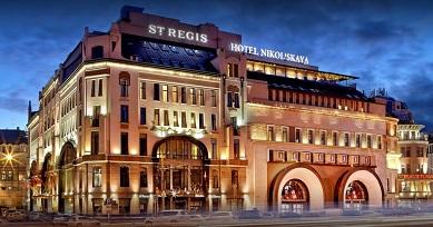هتل The St. Regis Moscow Nikolskaya