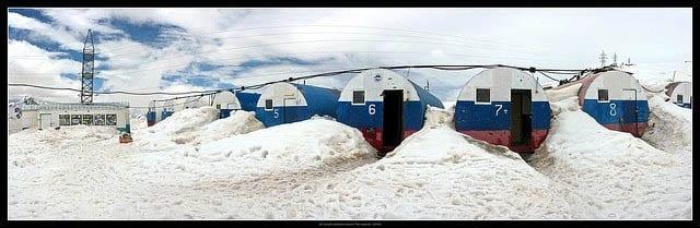 مرزها و مناطق زمانی در روسیه