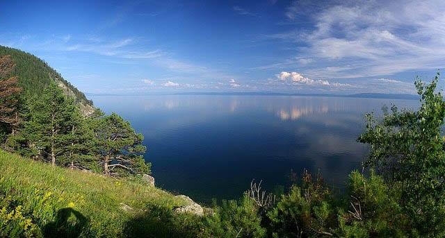 روسیه محل عمیق ترین دریاچه جهان است