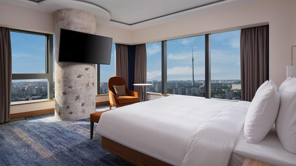 امکانات هتل های 5 ستاره