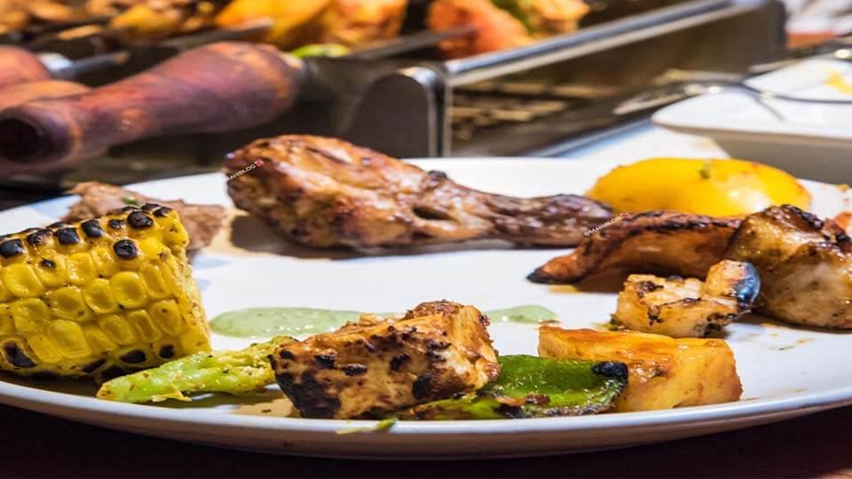رستوران های حلال