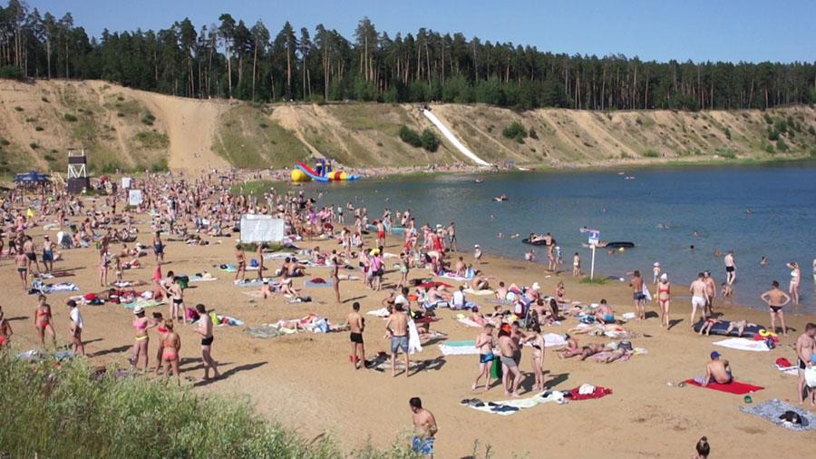 ساحل Podrezovo در مسکو