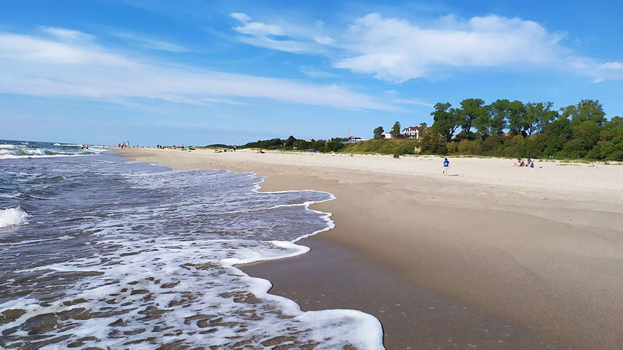 ساحل Promenade