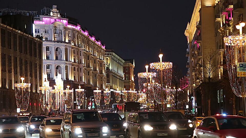 خیابان تورسکایا مسکو