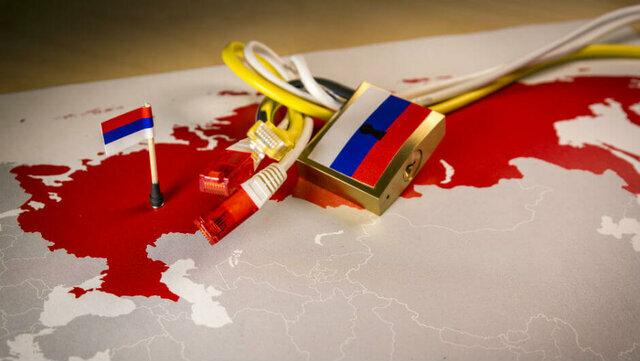 سال های اول استفاده از اینترنت در روسیه