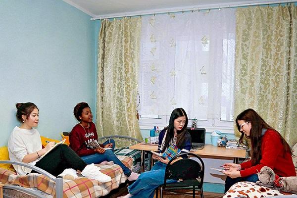 خوابگاه دانشگاه دوستی ملل روسیه