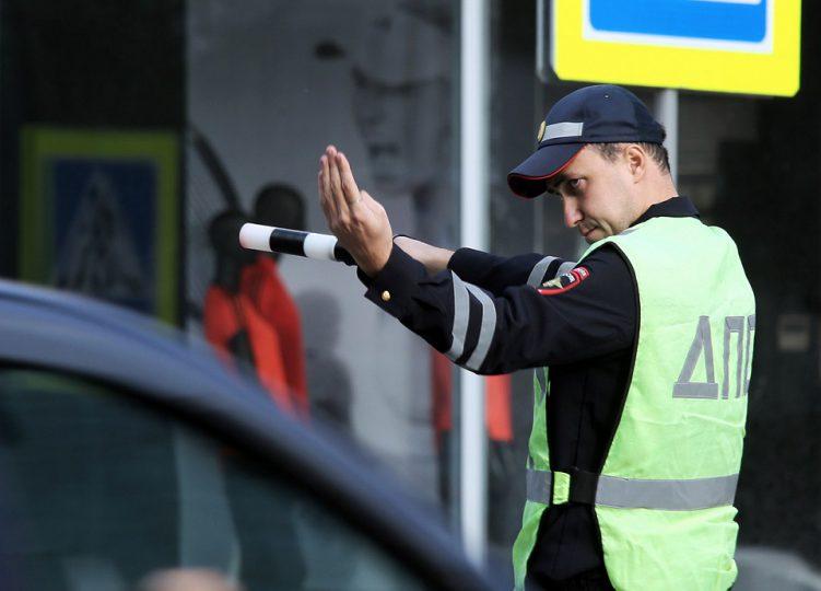 قوانین رانندگی در روسیه