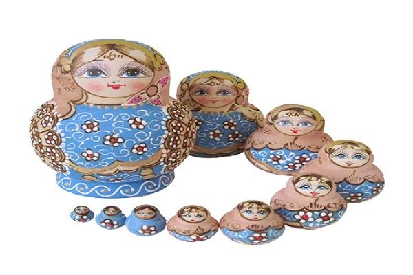عروسک های توخالی روسی
