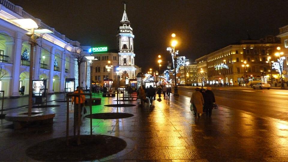 خیابان نوسکی پراسپکت