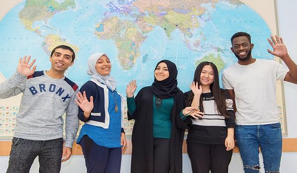 دانشجو بین الملل