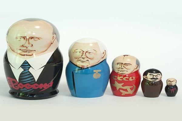 عروسک های تودرتو