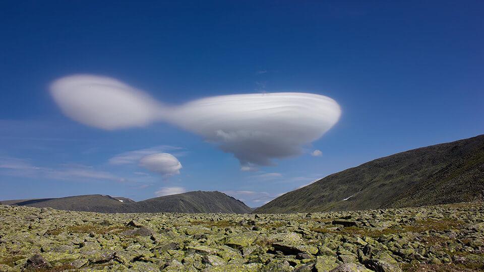 کوه های اورال شمالی