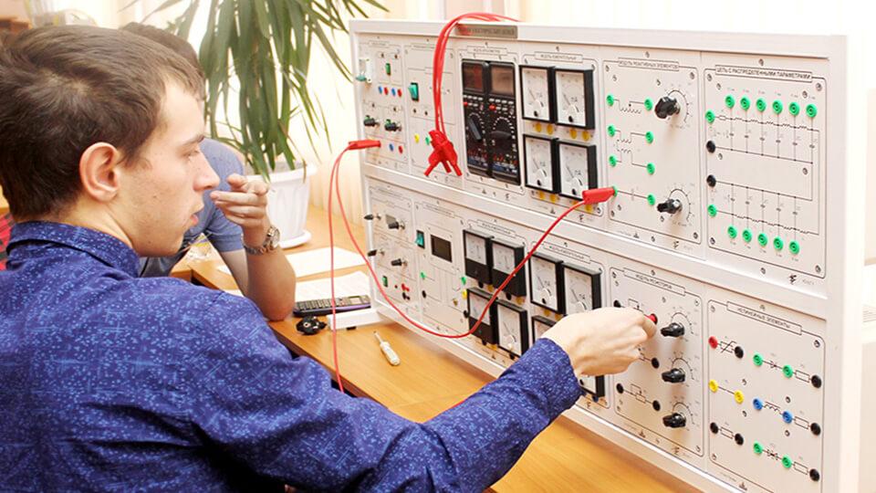 مهندسی الکترونیک روسیه