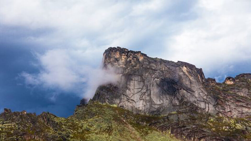 کوهنوردی در پارک ملی ارگاکی