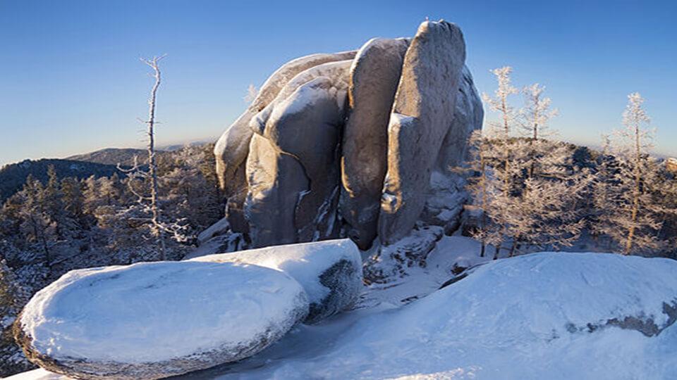 بهترین مسیر های کوهنوردی روسیه