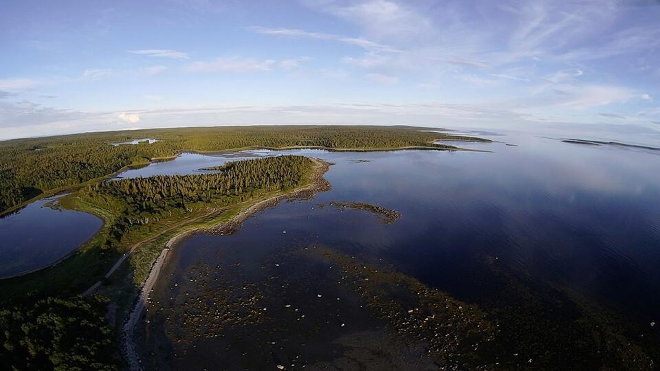 جزایر سولووتسکی