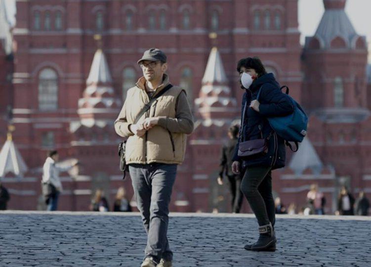 پایان کرونا در روسیه