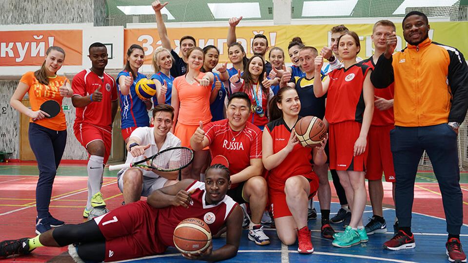 ورزش در روسیه