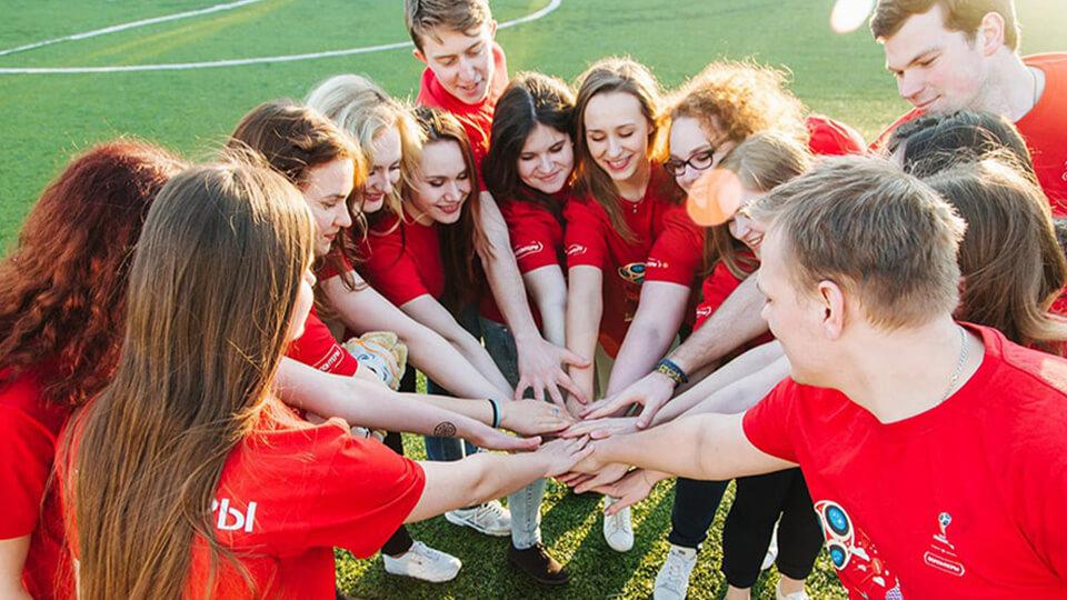 تفریح داوطلبانه در روسیه