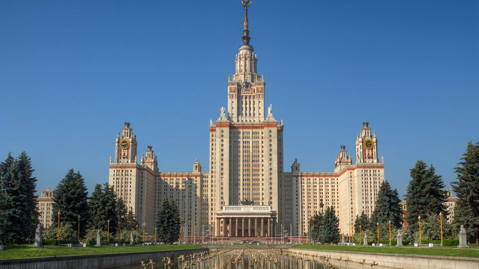 دانشگاه مسکو