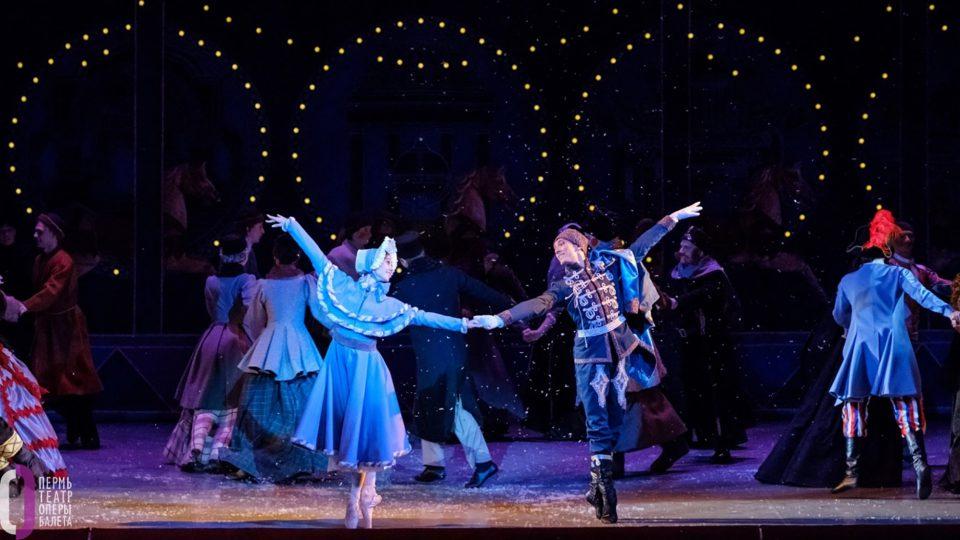 رقص باله در روسیه