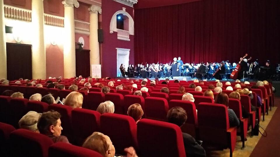 سینما Rodina