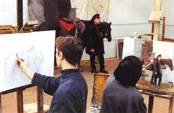 دانشگاه های هنر در روسیه