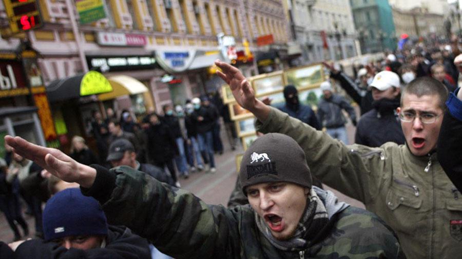 نژادپرستی روسیه
