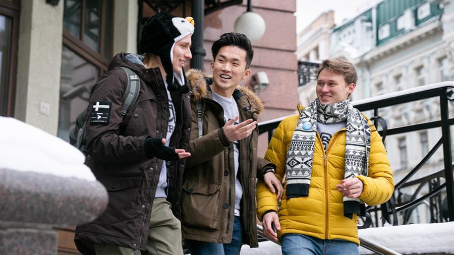 دانشگاه HSE کارآموزی آنلاین