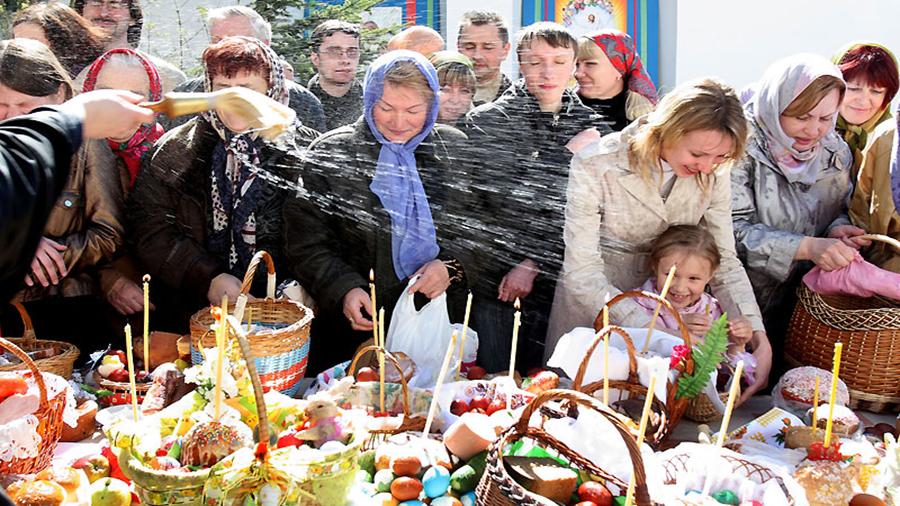عید پاک روسیه